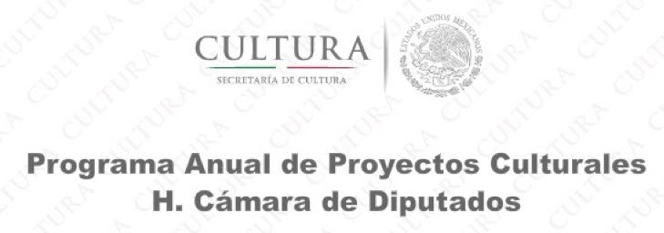 Programa Anual de Proyectos Culturales HCD